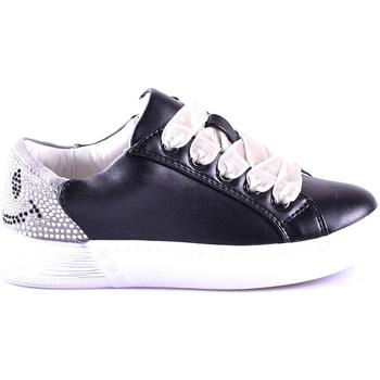 Schuhe Mädchen Sneaker Low Joli JS0021S0039J Schwarz
