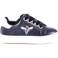 Schuhe Mädchen Sneaker Low Joli JS0027L0002J Schwarz