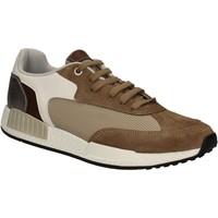 Schuhe Herren Sneaker Low Keys 3061 Braun
