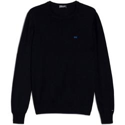 Kleidung Herren Pullover NeroGiardini E074580U Blau