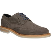 Schuhe Herren Derby-Schuhe Rogers 8950A Grau