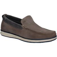 Schuhe Herren Slipper Braking 5966 Grau