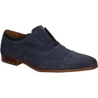 Schuhe Herren Richelieu Marco Ferretti 140657 Blau