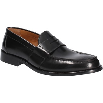 Schuhe Herren Slipper Marco Ferretti 160496 Schwarz
