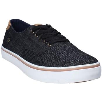 Schuhe Herren Sneaker Low Wrangler WM181012 Schwarz