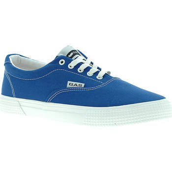 Schuhe Herren Sneaker Low Gas GAM810161 Blau
