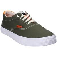 Schuhe Herren Sneaker Low Gas GAM810160 Grün