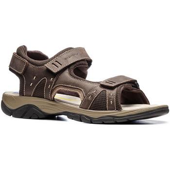 Schuhe Herren Sportliche Sandalen Stonefly 108692 Braun