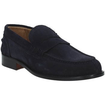 Schuhe Herren Slipper Rogers 652 Blau