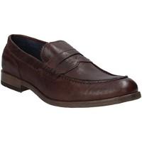 Schuhe Herren Slipper Rogers CP 06 Braun