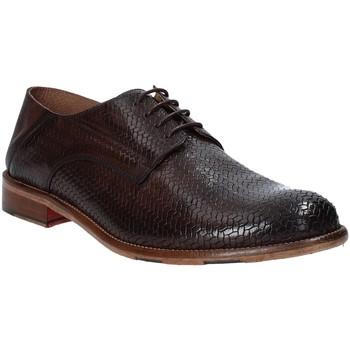 Schuhe Herren Derby-Schuhe Exton 3102 Braun
