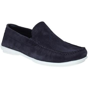 Schuhe Herren Slipper Impronte IM91080A Blau
