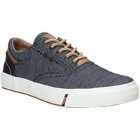 Schuhe Herren Sneaker Low Wrangler WM91120A Blau