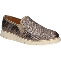 Schuhe Damen Slip on Maritan G 160760 Silber