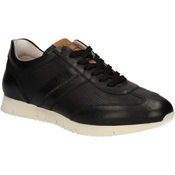 Schuhe Herren Sneaker Low Maritan G 140658 Schwarz