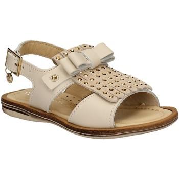 Schuhe Mädchen Sandalen / Sandaletten Melania ME4026D7E.B Beige
