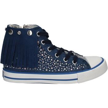 Schuhe Kinder Sneaker High Lulu LV010074T Blau