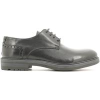 Schuhe Herren Derby-Schuhe Café Noir XC111 Schwarz