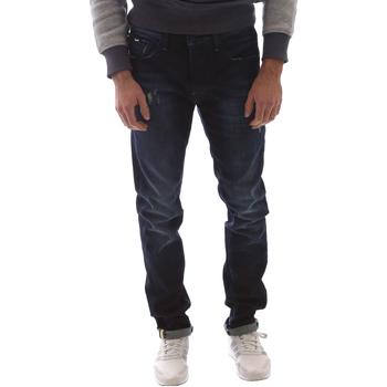 Kleidung Herren Slim Fit Jeans Gas 351144 Blau