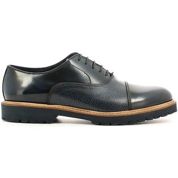 Schuhe Herren Richelieu Rogers 854-16 Blau