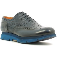 Schuhe Herren Derby-Schuhe Rogers 3863-6 Blau
