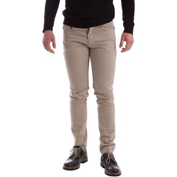 Kleidung Herren 5-Pocket-Hosen Sei3sei 02396 Beige