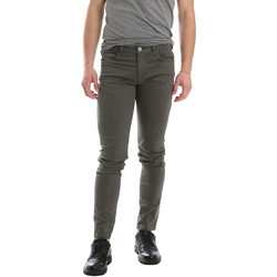 Kleidung Herren 5-Pocket-Hosen Sei3sei 02696 Grün