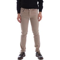 Kleidung Herren 5-Pocket-Hosen Sei3sei 02696 Beige