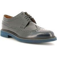Schuhe Herren Derby-Schuhe Soldini 13208-F Blau