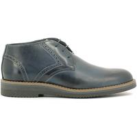 Schuhe Herren Boots Rogers 1790B Blau