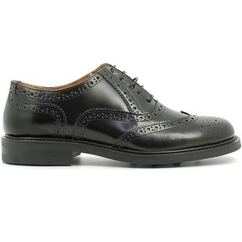 Schuhe Herren Derby-Schuhe Rogers 9511A Schwarz