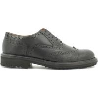 Schuhe Herren Derby-Schuhe Rogers 2042B Schwarz