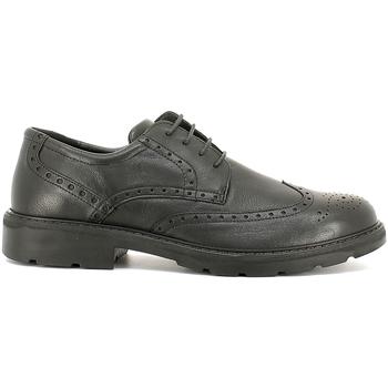 Schuhe Herren Derby-Schuhe Enval 6872 Schwarz