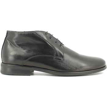 Schuhe Herren Boots Rogers 200OB Schwarz