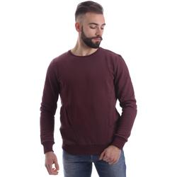 Kleidung Herren Sweatshirts Shoeshine A6GU2006 Rot