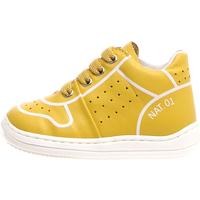 Schuhe Kinder Sneaker High Naturino 2013460-01-0G04 Gelb