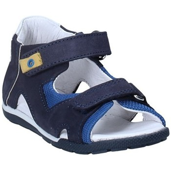 Schuhe Kinder Sportliche Sandalen Balducci CITA1081 Blau