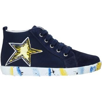 Schuhe Jungen Sneaker High Falcotto 2013554-01-1C49 Blau