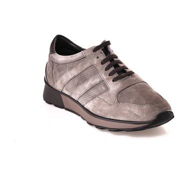 Schuhe Herren Sneaker Low Soldini 20630 3 Grau