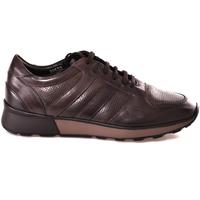 Schuhe Herren Sneaker Low Soldini 20630 2 Braun