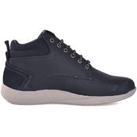 Schuhe Herren Boots Wrangler WM182150 Blau