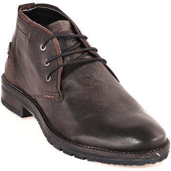 Schuhe Herren Boots Wrangler WM182044 Braun