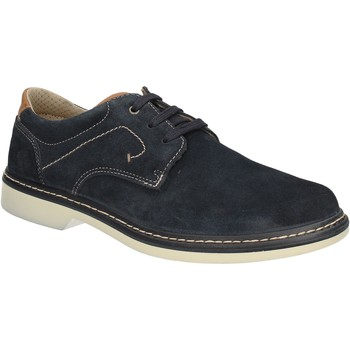 Schuhe Herren Derby-Schuhe Enval 7885 Blau