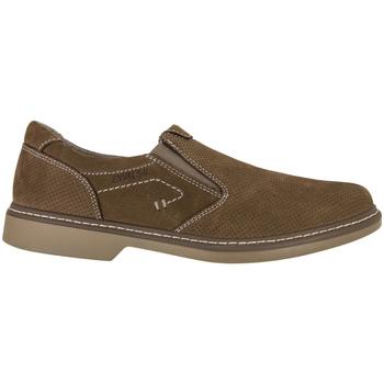 Schuhe Herren Slipper Enval 7884 Braun