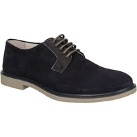 Schuhe Herren Derby-Schuhe Café Noir RB613 Blau
