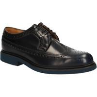 Schuhe Herren Derby-Schuhe Soldini 20098 D V02 Blau