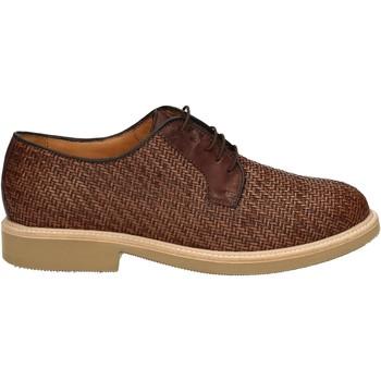 Schuhe Herren Derby-Schuhe Soldini 20113 2 V05 Braun