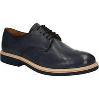 Schuhe Herren Derby-Schuhe Soldini 20114 S V05 Blau