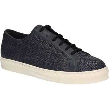 Schuhe Herren Sneaker Low Soldini 20124 2 V06 Blau