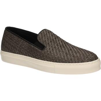 Schuhe Herren Slip on Soldini 20123 I V06 Grau